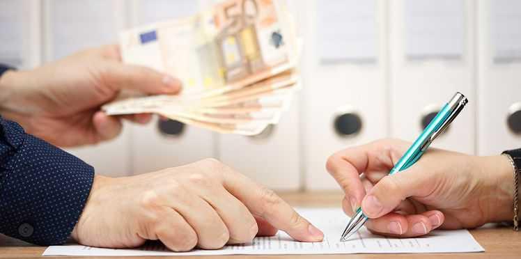 Как дать в долг под расписку