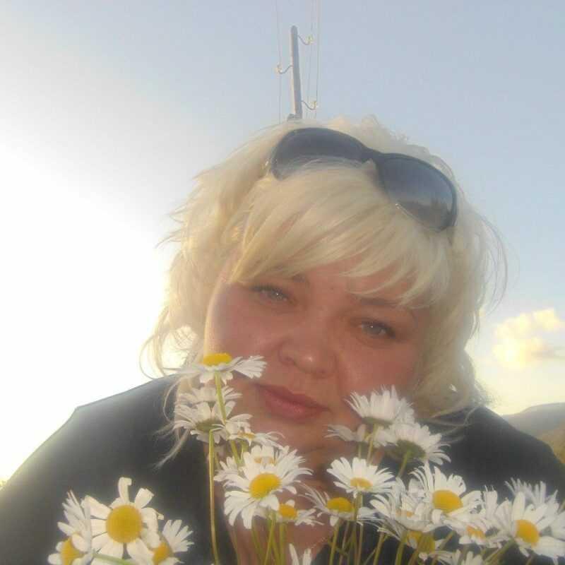 Это я когда то была счастливой женщиной