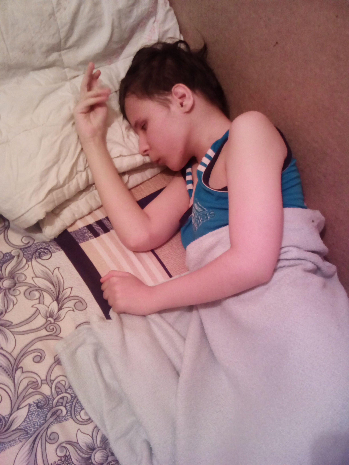 Доченька Аня инвалид детства строждения
