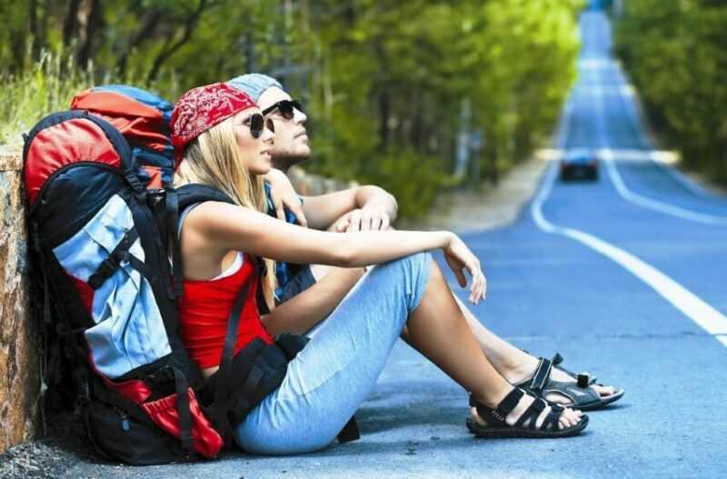 путешествие автостопом без денег