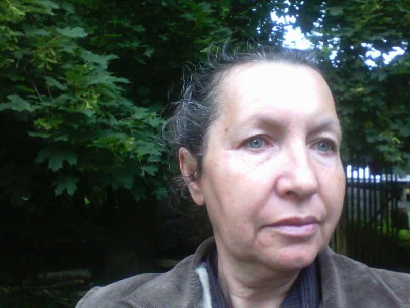 На фотографии изображена мать Ильи