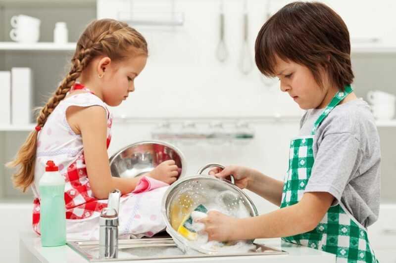 дети зарабатывают у родителей