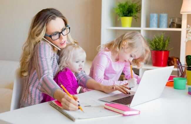Работа на дому для мам в декрете: подработки и бизнес идеи || Чем можно заняться в декретном отпуске
